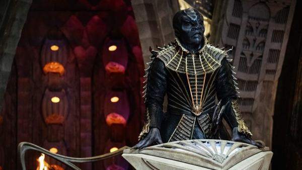 Chris Obi è T'Kuvma in Star Trek: Discovery
