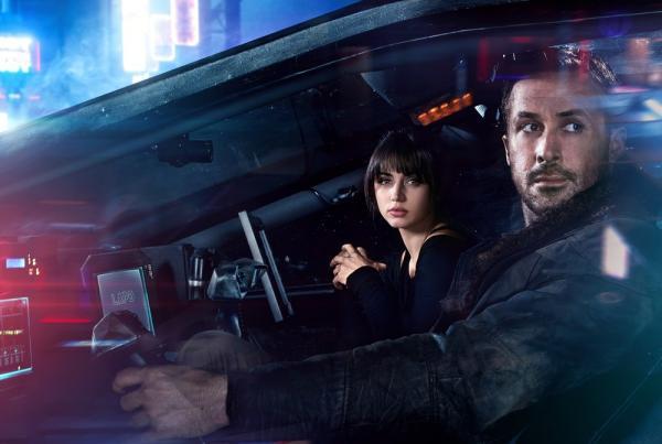 Ana de Armas e Ryan Gosling