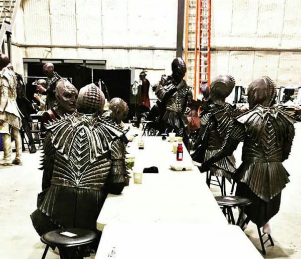 I Klingon di Discovery