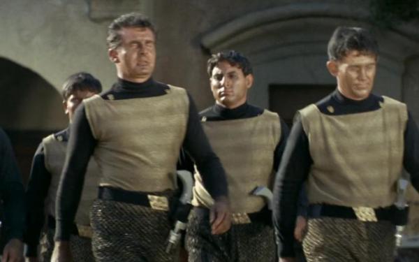 Generici klingon nella Serie Classica