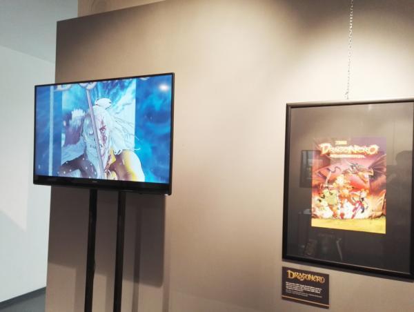 La mostra dedicata a Dragonero a Lucca Comics & Games