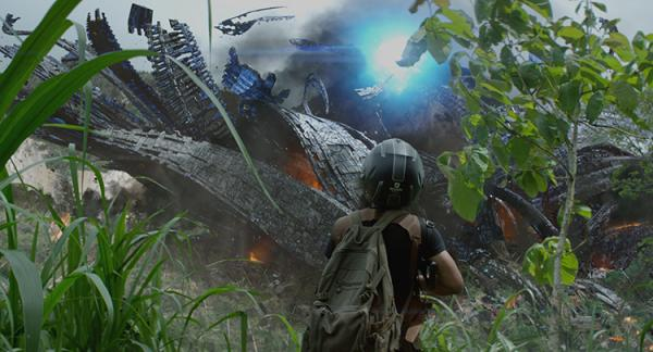 Beyond Skyline di Liam O'Donnell