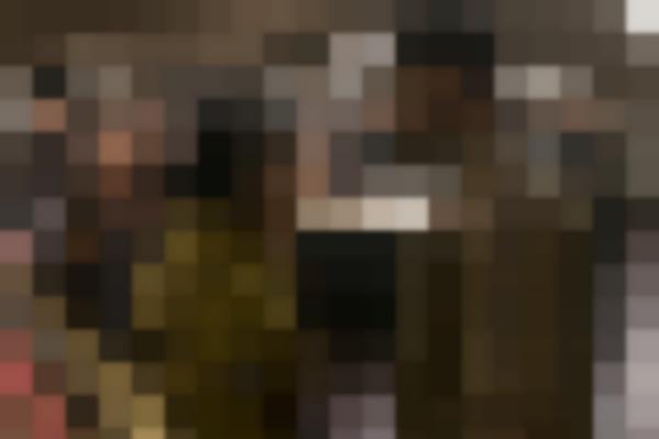 Kelly Marie Tran e John Boyegain Gli Ultimi Jedi