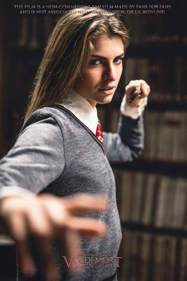 La giovane Grisha McLaggen di Aurora Moroni.