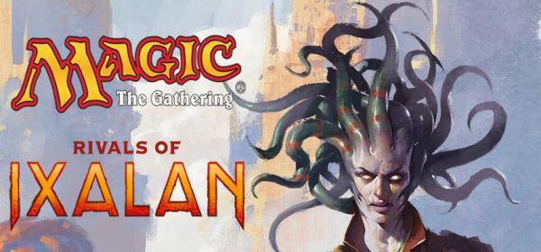 La nuova espansione Rivali di Ixalan di Magic: The Gathering
