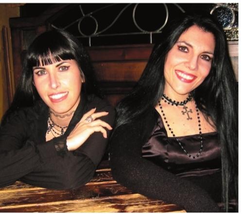 Daniela Orrù e Daniela Serri