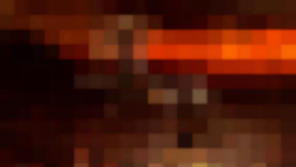 Il Demone Capra si prepara a fare a fette il protagonista di <i>Dark Souls</i>.