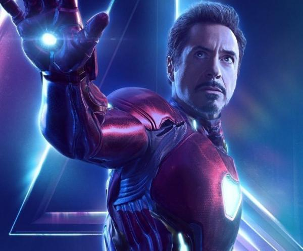 Robert Downey Jr. è Iron Man in Avengers: Infinity War.