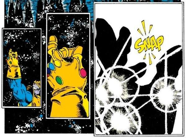 Una sequenza di Infinity Gauntlet