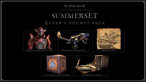 Summerset: Queen's Bounty Pack
