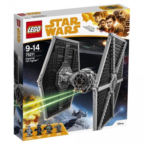 Il nuovo TIE Fighter LEGO