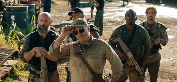 Il grande cacciatore bianco di Jurassic World - Il regno distrutto