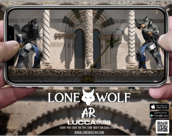 Lone Wolf AR.