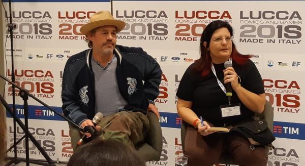 Nicholas Brendon a Lucca Comics & Games 2018