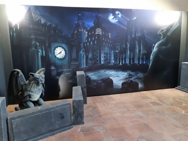 La mostra dedicata a Neal Adams a Palazzo Ducale a Lucca Comics & Games