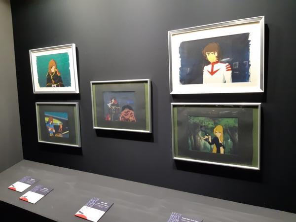 La mostra dedicata a Leiji Matsumoto a Palazzo Ducale a Lucca Comics & Games