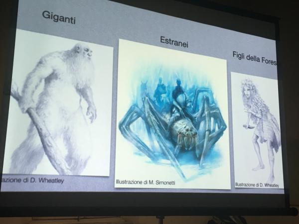 Costruttori di mondi a Lucca Comics and Games