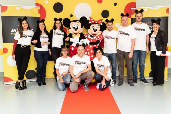 Disney VoluntEArs. (Foto: Cartella stampa)
