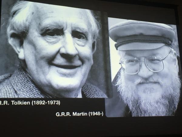 Tolkien e Martin