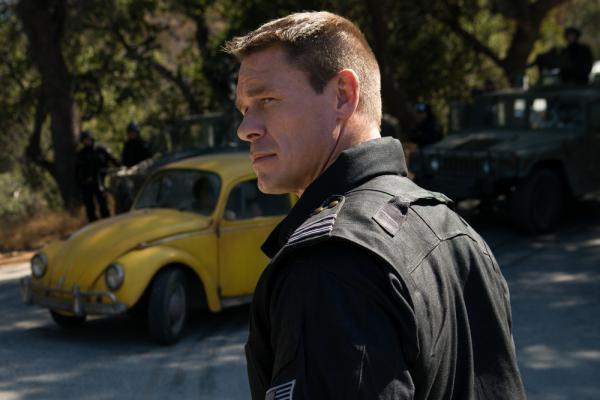 John Cena è l'agente Burns in Bumblebee (2018).