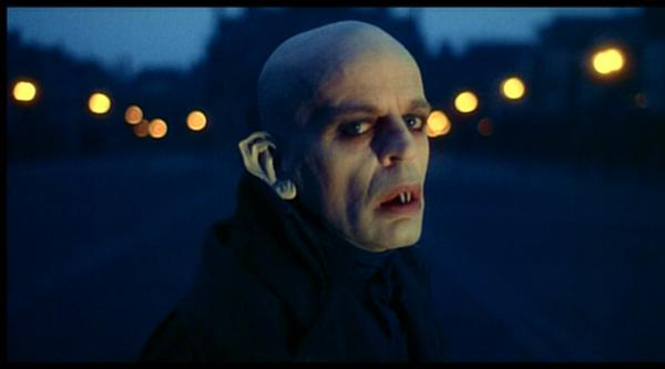 Klaus Kinski in Nosferatu