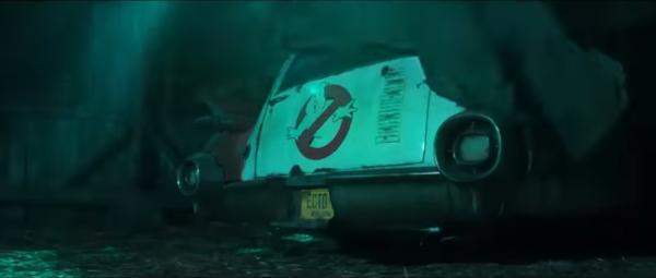 La mitica Ecto 1 nel trailer di Ghostbusters 3