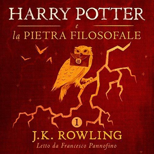 Audiolibro di Harry Potter e la pietra filosofale