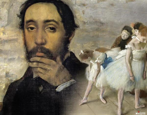 Dance Examination (Examen de Danse), 1880. Pastel on paper; 24 1/2 x 18 in. Denver Art Museum: Anonymous gift, 1941.6. Photography courtesy of Denver Art Museum.Self Portrait with Evariste de Valernes (1816-96) c.1865 (oil on canvas), Degas, Edgar / Musee d'Orsay, Paris, France / Bridgeman Images
