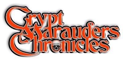Crypt Marauders Chronicles (Logo realizzato da Pietro Rotelli)