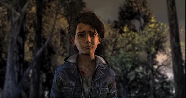 Telltale's The Walking Dead: The final season.