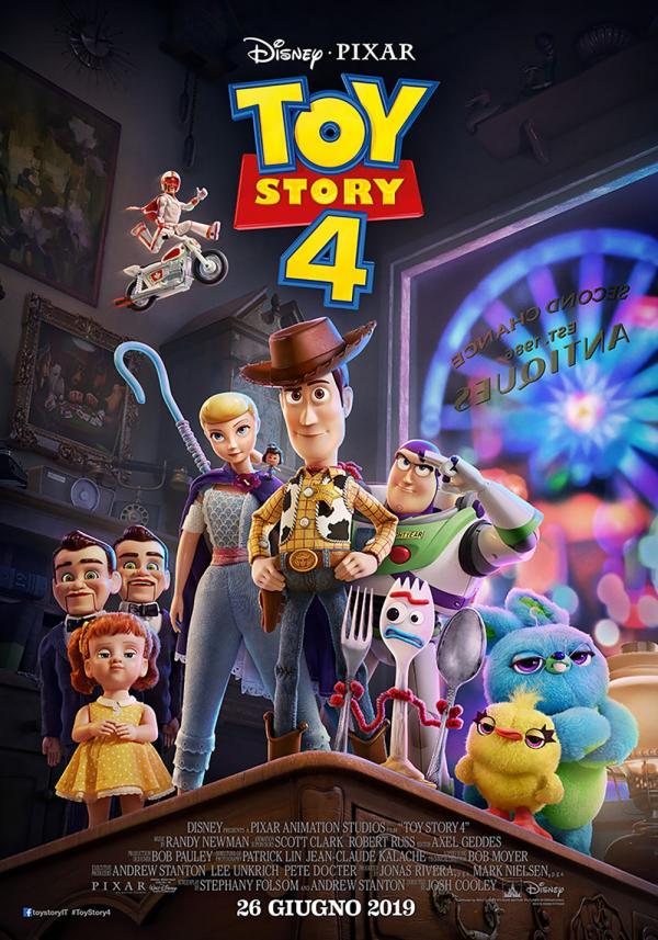 <i>Toy Story 4</i>