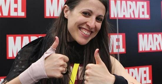 Sara Pichelli.