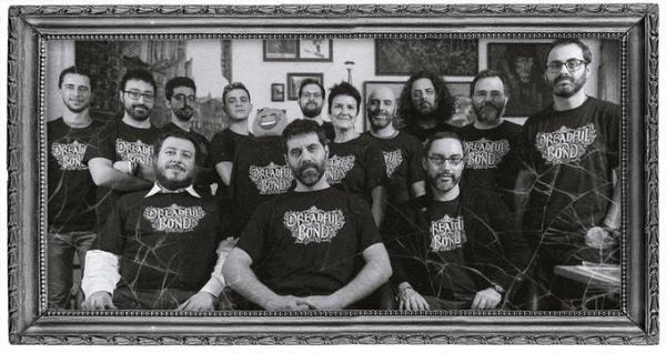 Il team di Clod Studio, gli sviluppatori di Dreadful Bond.