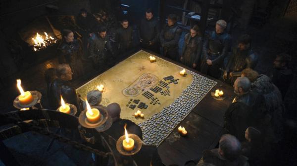 Il Trono di Spade - St. 8, Ep. 2 - Il Consiglio di Guerra dell'Alleanza dei Vivi