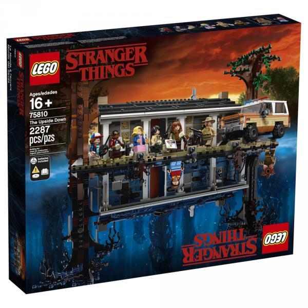 75810 – LEGO Stranger Things: Il Sottosopra