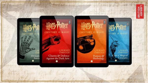 da Pottermore