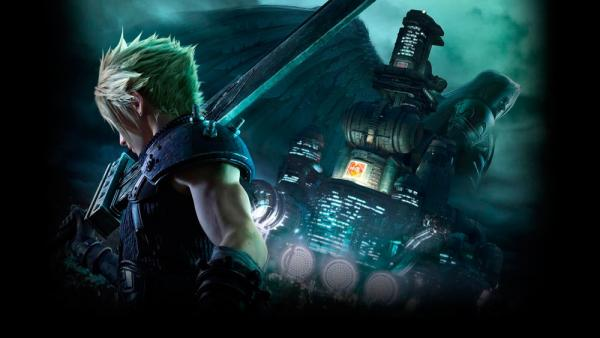 Final Fantasy VII Remake.