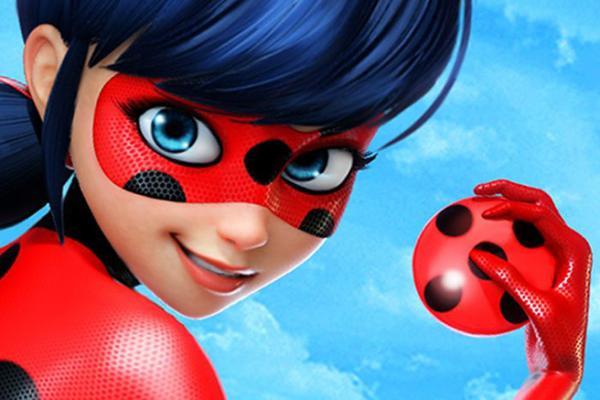 Miraculous – Le storie di Ladybug e Chat Noir.
