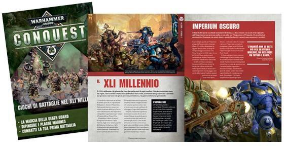 Fascicolo di Warhammer 40,000: Conquest