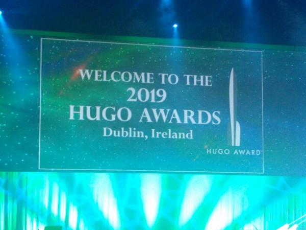 La premiazione degli Hugo
