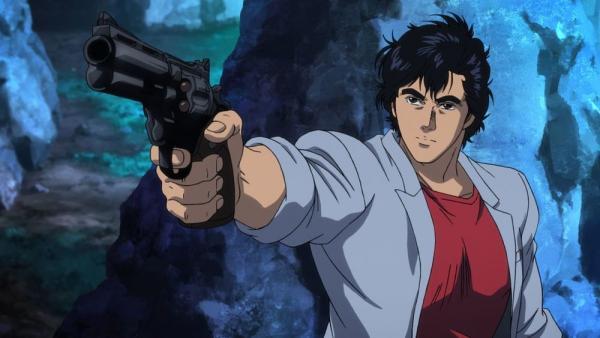City Hunter. Private Eyes. Ryo Saeba.