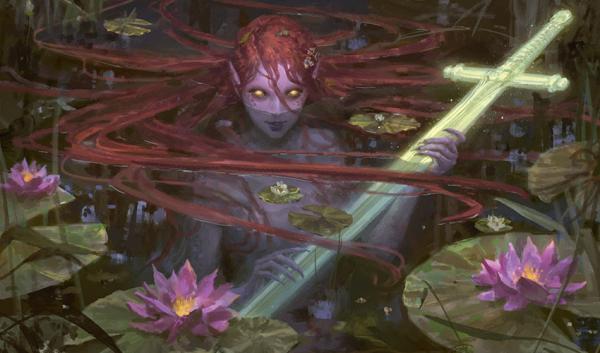 Magic: The Gathering Arena. Throne of Eldraine