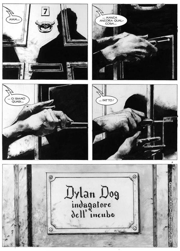 Dylan Dog 400