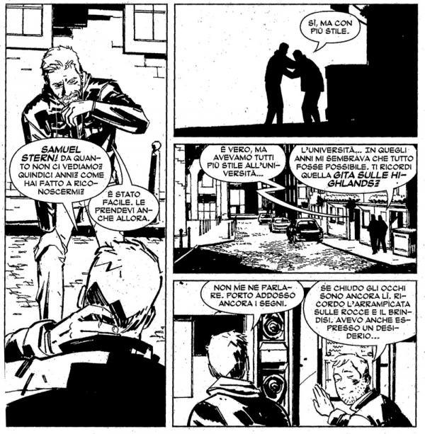Samuel Stern - Disegni di Luigi Formisano