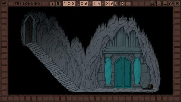 Cosa ci sarà oltre quella porta? The Longing è ricco di misteri che certamente desteranno curiosità.