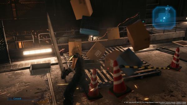 Final Fantasy VII Remake. Spaccare tutto solo per il gusto di farlo: si può.