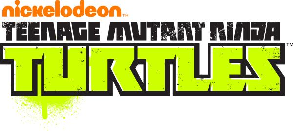 Il logo delle Tartarughe Ninja di Nickelodeon. Fonte: Wikimedia.org