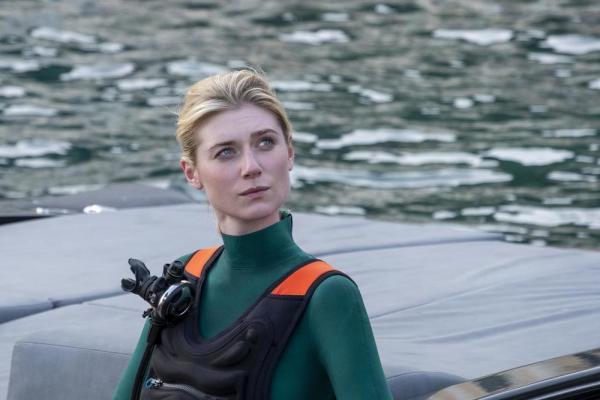 Elizabeth Debicki in Tenet