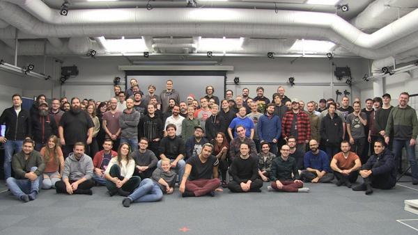 Il team di MachineGames.