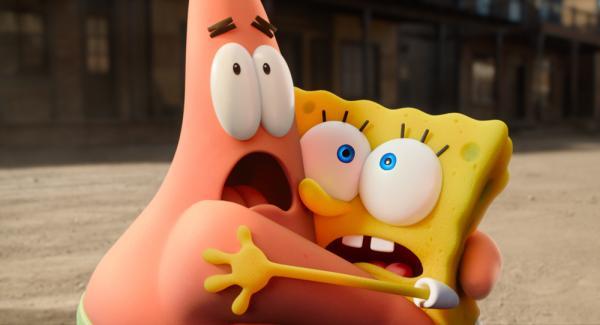 SpongeBob: amici in fuga